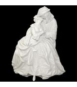 Фарфоровая статуэтка «Поцелуй»