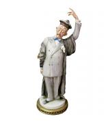 Фарфоровая статуэтка «Адвокат»