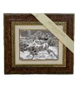 Подарочная картина «Пара лошадей»