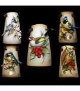 Миниатюрное панно «Птицы»