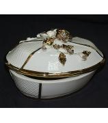 Шкатулка для украшений «Цветы»