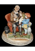 Фарфоровая статуэтка «Кукольный доктор»