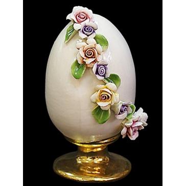 Фарфоровая фигурка «Пасхальное яйцо»