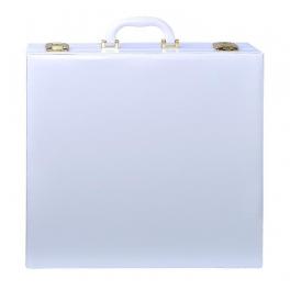 Кожаный фотоальбом «Bianco»