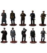 Оловянные миниатюрные фигурки «Великая Отечественная Война»