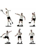 Набор оловянных фигурок «Футболисты»