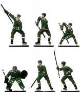 Набор оловянных фигурок «Хоккей»