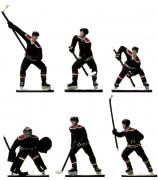 Набор оловянных фигурок «Подарок хоккеисту»