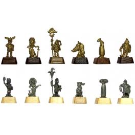 Шахматы «Галлы-Римляне»