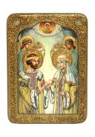 Икона «Петр и Феврония Муромские»