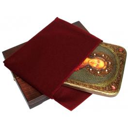 Икона «Святой Великомученик и Целитель Пантелеймон», подарочная