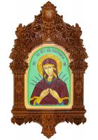 Икона Богородицы «Семистрельная»