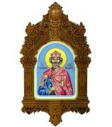 Икона «Святой равноапостольный князь Владимир»