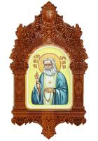 Икона «Преподобный Серафим Саровский чудотворец»