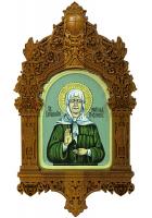 Икона «Святая Матрона Московская»