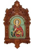 Икона «Святой Великомученик и Целитель Пантелеймон»