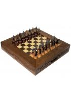 Шахматы эксклюзивные «Великая Отечественная Война»