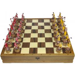 Подарочные шахматы «Баскетбол»