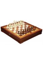 Шахматы каменные «Американские»