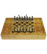 Шахматы+нарды «Галлы-Римляне»