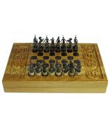Шахматы+нарды «Бородино»
