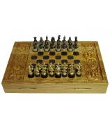Шахматы+нарды «Египетская сила»