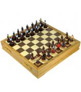 Шахматы «Вечное противостояние»