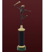 Бронзовая статуэтка «Меркурий»