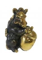 Бронзовая фигурка «Золотой желудь»