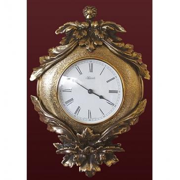 Настенные часы из бронзы