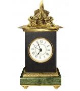 Бронзовые часы «Знак Зодиака — Рыбы»