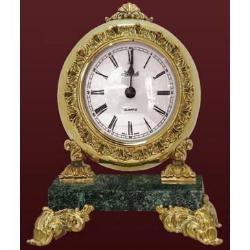 Часы из бронзы «Сюрприз»