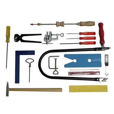 Набор мини-столярных инструментов, Pebaro, Германия.