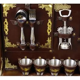 Набор для пикника «Царский» на 6 персон