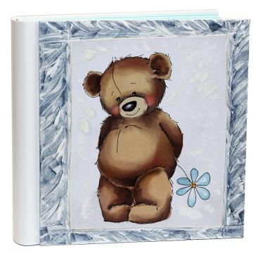 Детский фотоальбом «Тедди», для мальчика