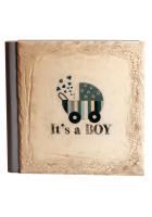 Детский фотоальбом «It's a boy»