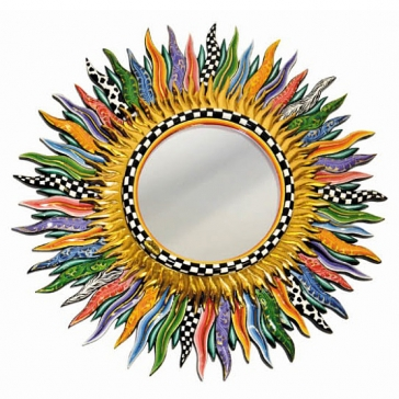 Дизайнерское Зеркало от Томаса Хоффмана, Германия.