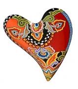 Блюдо большое «Сердце»