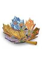 Блюдо «Кленовый лист»