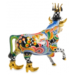 Статуэтка бык «Эль торо» от Томаса Хоффмана, Германия. Символ 2021.