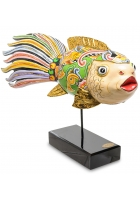 Статуэтка «Рыбка-бабочка»