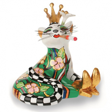 Статуэтка кошка «Грейс»