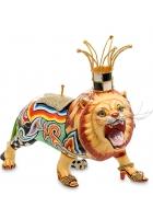 Статуэтка-шкатулка лев