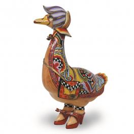 Статуэтка гусыня «Аманда» от Томаса Хоффмана, Германия.