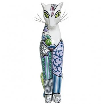 Статуэтка кот «Блюститель» от Томаса Хоффмана, Германия.