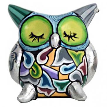 Статуэтка сова «Мета» от Томаса Хоффмана, Германия.