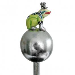 Зонтница с лягушонком от Томаса Хоффмана, Германия.