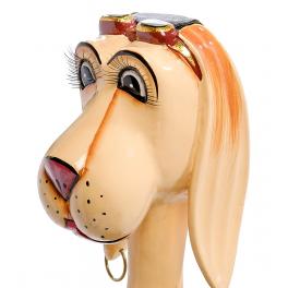 Статуэтка большой пёс «Юлий» от Томаса Хоффмана, Германия.