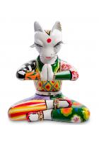 Кошка-йога «Садху»