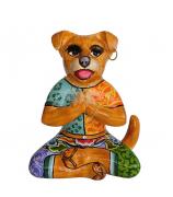 Большая собака-йога «Риши»